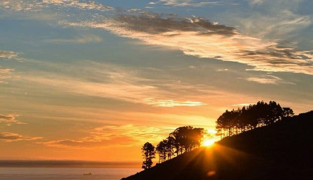 #365 Sunrises in Cape Town Photography Project Mike Eloff