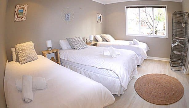Bedroom at BIG Cape Town south Africa