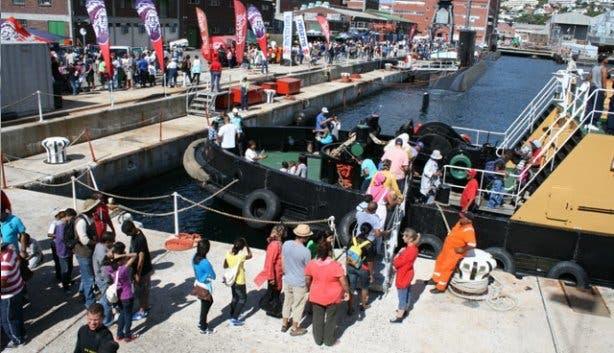 Simons Town Navy Festival Cape Town