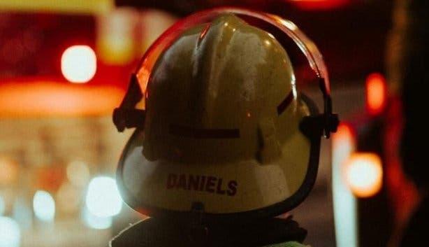 Rhodes Memorial Fire