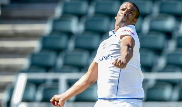 Vernon Philander Sunfoil Summer Series 2018