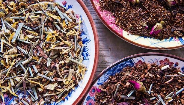 The Tea Bar Tea in Bowls