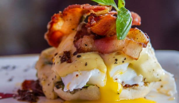 Rcaffe 2015 new eggs benedict