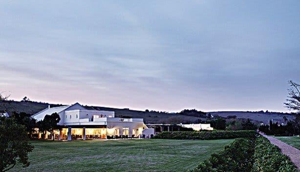 Spier Hotel in Stellenbosch