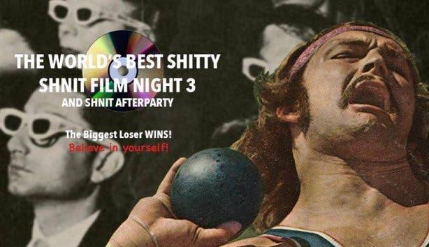 Shnit Shortfilmfestival shitty shnit film night