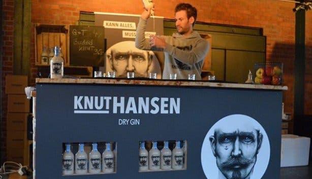 Kaspar Hagedorn - Knut Hansen Dry Gin