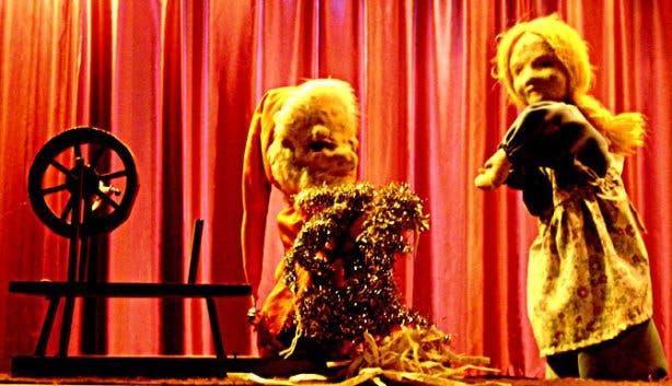 Rainbow Puppet Theatre Rumpel