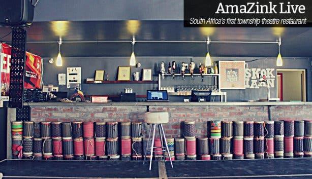 Discover Stellenbosch AmaZink Live
