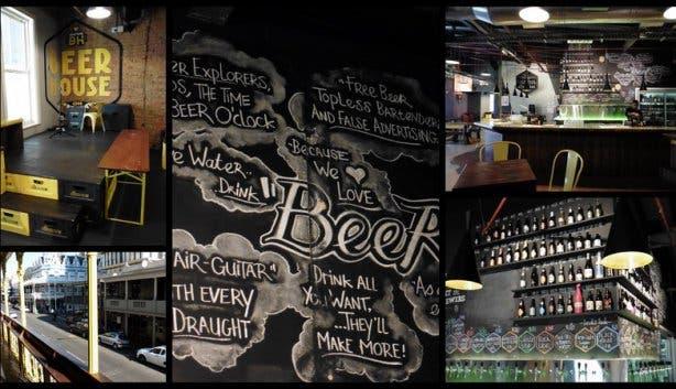 Long Street - Beerhouse