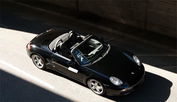 Porsche Boxter 2