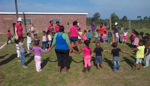 Vakantie in Zuid-Afrika met kinderen