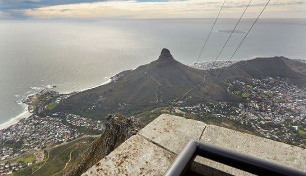 Cableway Wifi Lounge View Deck