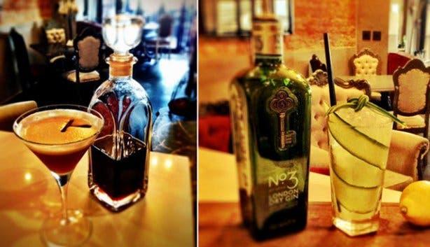 Cocktail Happy Hour at Jackal & Hide Bar