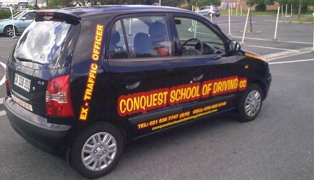Conquest School of Driving Cape Town
