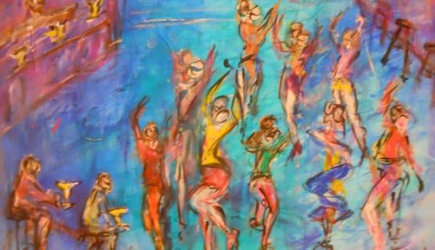 Leeorah Hursky artist in Cape Town