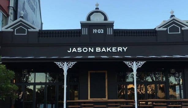 Jason Bakery Green Point