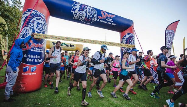 Spur Winter Trail Run Series