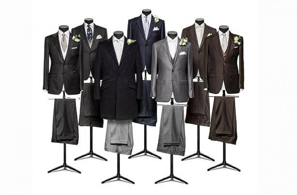 More Tailor-made Suit Collections