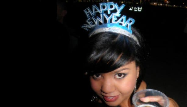 5fm new years party