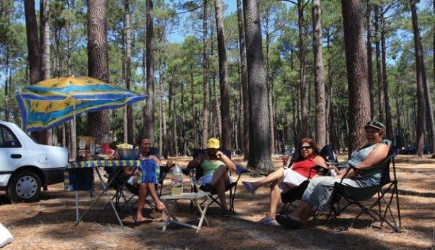 Tokai SanParks picnic spots