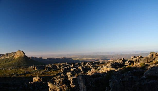 rocklands cederberg