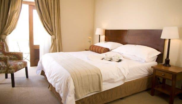 Bedroom at Kleine Zalze Lodge
