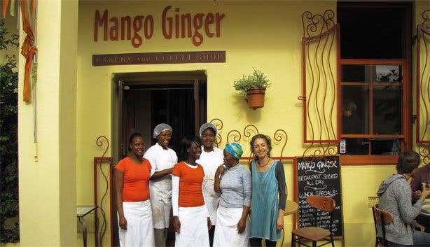 Mango Ginger 4