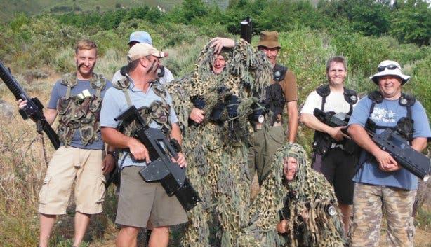 Battlefield Live SA Bachelor Party