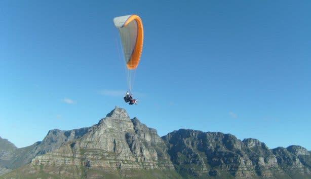 Paragliding 6
