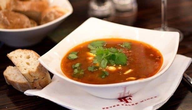 Soup Peter Falke
