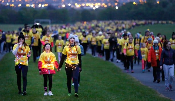 Darkness Into Light 4