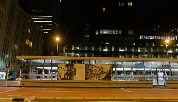 MyCiTi Bus Station Artworks