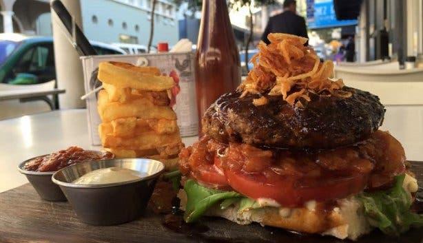 Lolas burger
