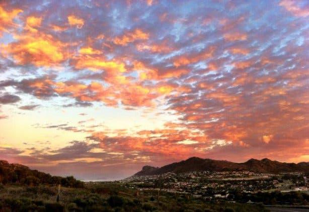 Sunset Noordhoek Dana Brants