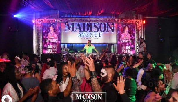 Zombie Walk Halloween After Party Madison Avenue