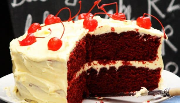 Red Velvet Cake from Die Platteland Indoor Market