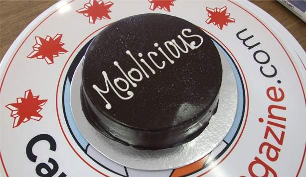 molo cake