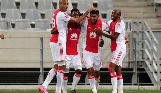 Ajax Cape Town Soccer Team 2016 2