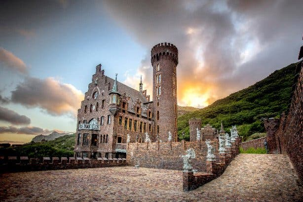 Lichtenstein Castle Hout Bay