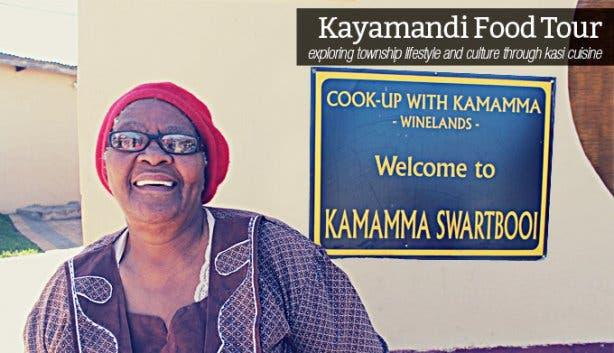 Discover Stellenbosch Kayamandi Food Tour
