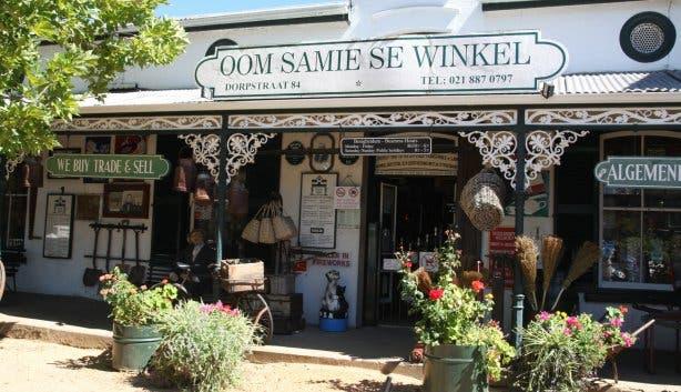 oom samie se winkel stellenbosch