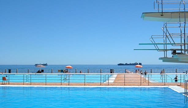 Swimming Pools in Cape Town Sea Point Pool 1