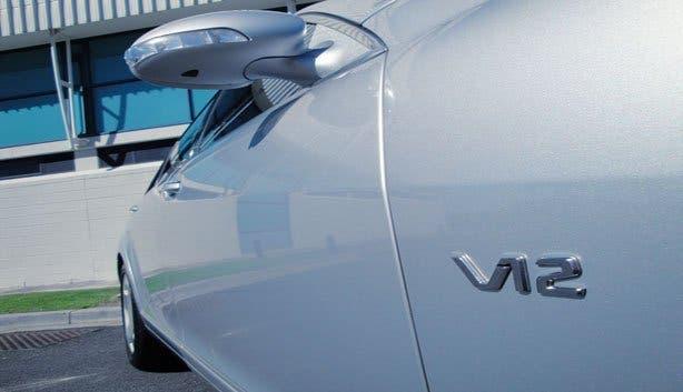 SLV mercedes v12