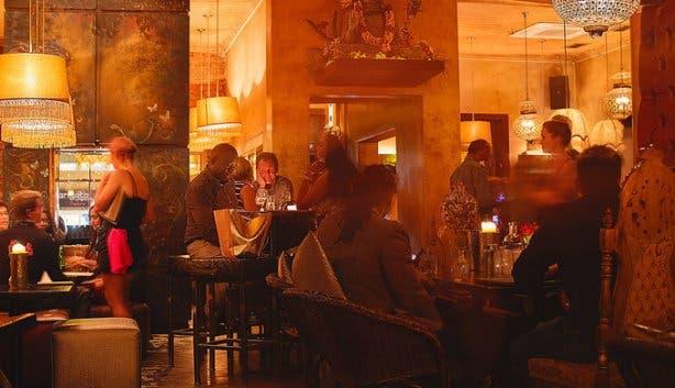 Dinner at Asoka Romantic Restaurant