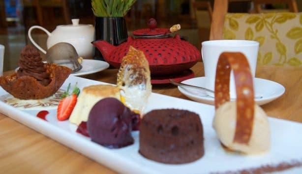Taj Hotel Mint Restaurant 9
