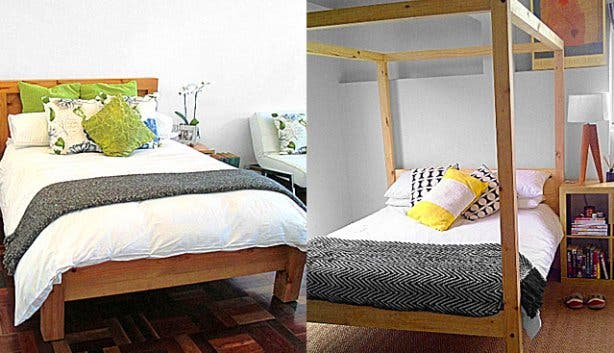 Eco Furniture Beds