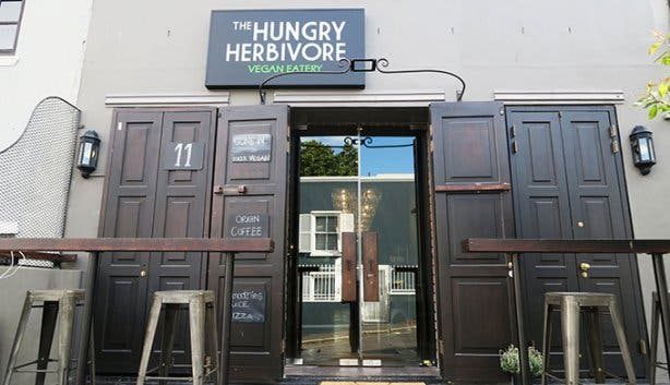 The Hungry Herbivore Exterior