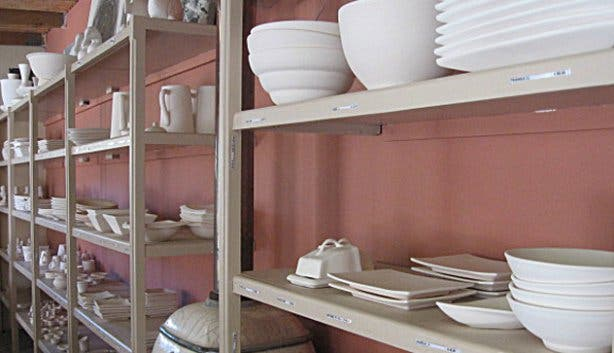 Clay Cafe ceramics
