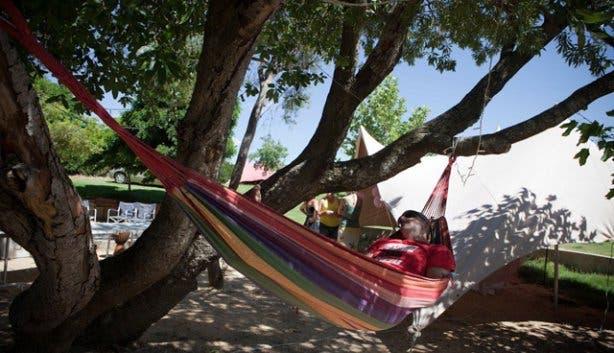 Wolfkop Camping Village Hammock