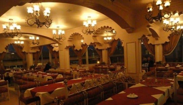 Vintage India restaurant